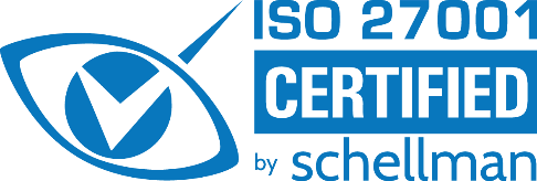 ISO 27001 certification by Schellman